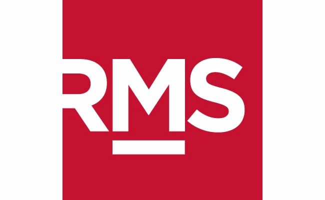 RMS being sold to Moody's for US $2 billion